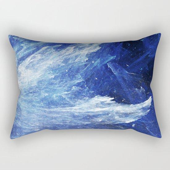 Sea Storm Rectangular Pillow