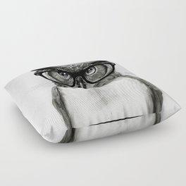 Mr. Owl Floor Pillow