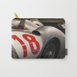 Silver Arrows Carry-All Pouch