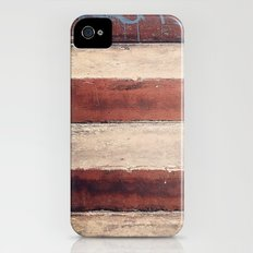 Tagged iPhone (4, 4s) Slim Case
