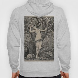 Eve And The Serpent Hoody