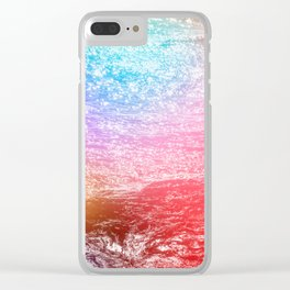 There's Magic in the Ocean Clear iPhone Case