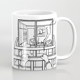 4EVER A VOYEUR Coffee Mug