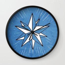 La Estrella Wall Clock