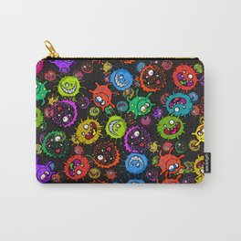 Bacterial Allergy Outbreak Carry-All Pouch