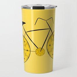 Floral ride Travel Mug