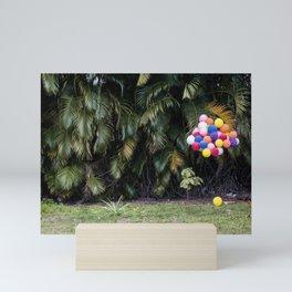 balloons Mini Art Print
