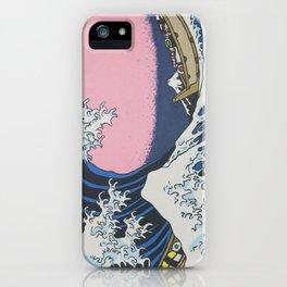 Sushi Waves iPhone Case