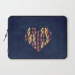 Interstellar Heart Laptop Sleeve