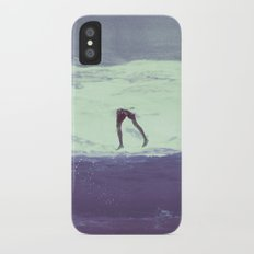 IT'S ALWAYS BETTER UNDER WATER Slim Case iPhone X