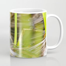 Toad in the pond Coffee Mug