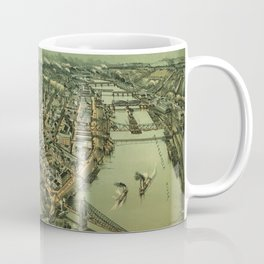 Pittsburgh, Pennsylvania (1902) Coffee Mug