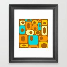 CLANCY Framed Art Print