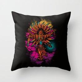 Ancient Spirit Throw Pillow
