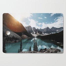 Lake Moraine Cutting Board