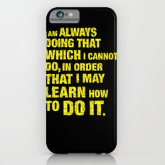 Do it. Slim Case iPhone 6s