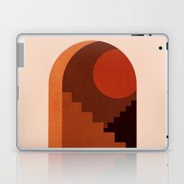 Abstraction_SUN_HOME_MInimalism_001 Laptop & iPad Skin