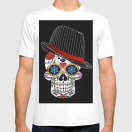 Hipster Modern and Trendy Skull Horror T-shirt