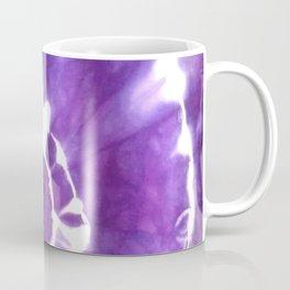Purple blue tie dye Coffee Mug
