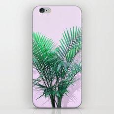 Palms on Musk iPhone Skin