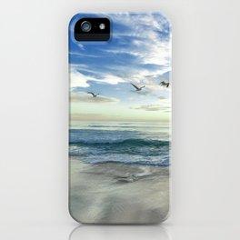 Coast 3 iPhone Case