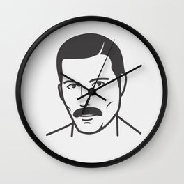 Mercury Wall Clock