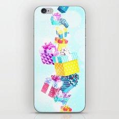 Presents iPhone & iPod Skin