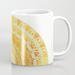 Sun Mandala 4 Coffee Mug