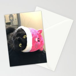 PINKY WINKY THE PINK PANTHER CAT Stationery Cards