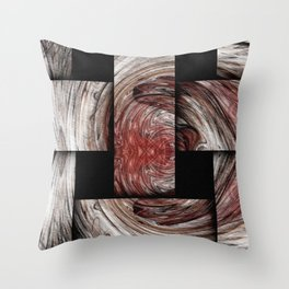 The New Wave Throw Pillow