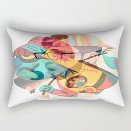 Andy Mineo Rectangular Pillow