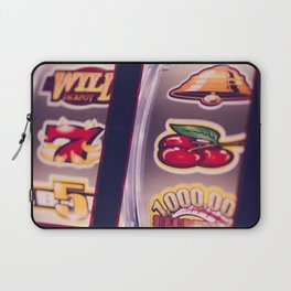 Slot Machine Laptop Sleeve