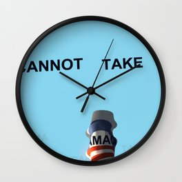 Fly:Cannot Wall Clock