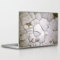 shell Laptop & iPad Skins featuring Shell by CrookedHeart