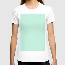 Simply Light Mint Green T-shirt