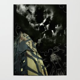 Nightmare in the Outskirts Poster