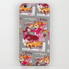 Easy Tiger iPhone & iPod Skin