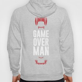Game Over Man Hoody