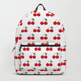 Cherry Pattern_b01 Backpack