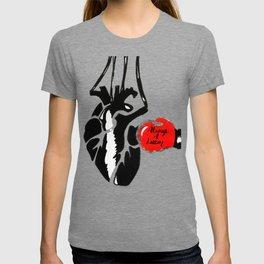Always a Lesson Heart T-shirt