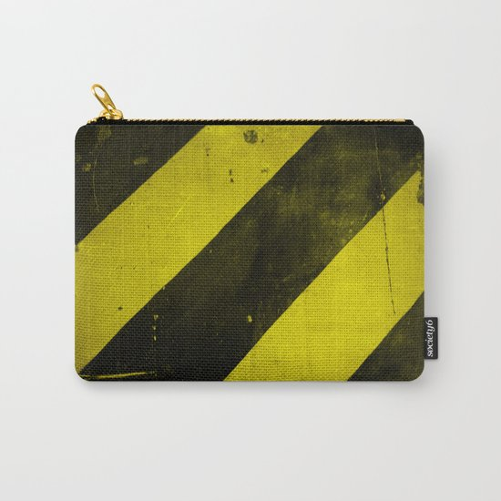 Warning II! Carry-All Pouch