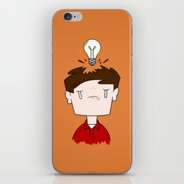 This better be a good idea! iPhone Skin
