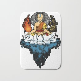 Aang Enlightment Bath Mat