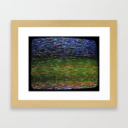 x04 Framed Art Print