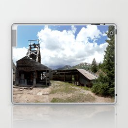 Exploring the Longfellow Mine of the Gold Rush - A Series, No. 1of 9 Laptop & iPad Skin