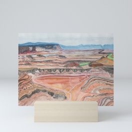 Canyonlands Mini Art Print