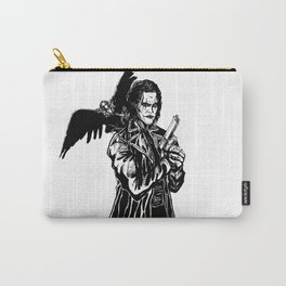 The Crow: Eric Draven Carry-All Pouch