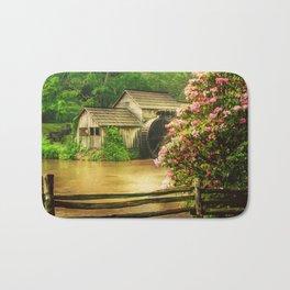 Mabry Mill Bath Mat