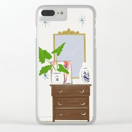 Star quality Clear iPhone Case