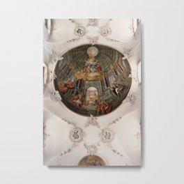 fake dome Metal Print